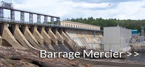 site barrage mercier
